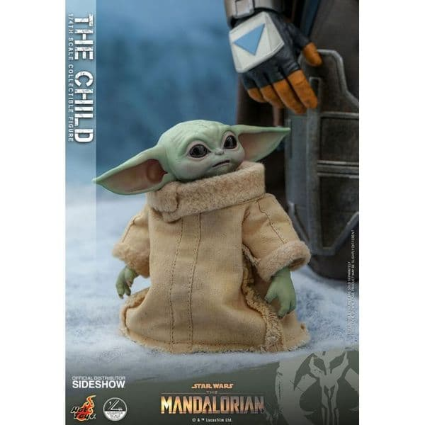 *PRE ORDER* Hot Toys 1:4 Star Wars The Child